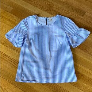 J. Crew stripe top